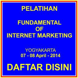 Fundamental Of Internet Marketing