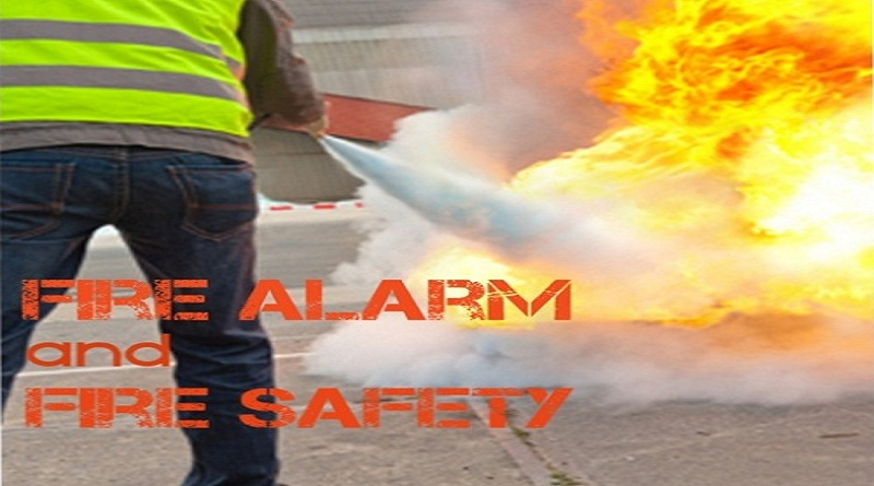 fire alarm and fire safety