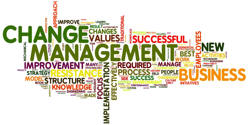 change management learning organization Organizational change is undertaken to improve the performance of the the power behind effective change management organization change: learning from the.